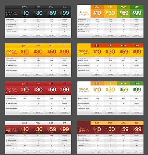 河南张伟平面设计培训文字美化设计个性表格设计图片